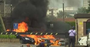 Πανικός από επίθεση σε ξενοδοχειακό συγκρότημα στο Ναϊρόμπι
