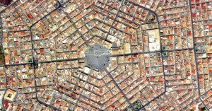 Grammichele: Μια πόλη με εξαγωνική διάταξη
