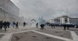 Η ΕΛΑΣ συνέλαβε γνωστό Κρητικό λυράρη στο συλλαλητήριο στην Αθήνα