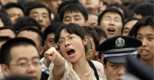 Οι Κινέζοι έφτιαξαν εφαρμογή για κινητά που δείχνει τους μπαταχτσήδες
