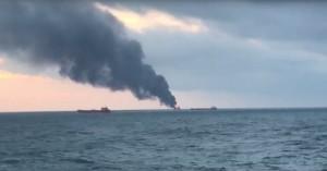 Στους 20 οι νεκροί ναυτικοί στο στενό του Κερτς