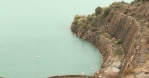 Αυτοκίνητο βρέθηκε βυθισμένο μέσα στη Λίμνη Στράτου