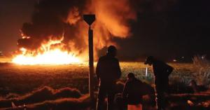 Οκτώ παιδιά ανάμεσα στους 66 νεκρούς από την έκρηξη αγωγού πετρελαίου