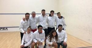 Δύο μετάλλια για τον ΟΑΧ στο 2ο open squash