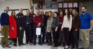 Τα εργαστήρια του Πολυτεχνείου Κρήτης έκοψαν την πίτα τους