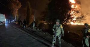 Μεξικό: Στους 66 οι νεκροί από την έκρηξη αγωγού καυσίμων