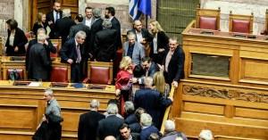 Την Πέμπτη προς ψήφιση στη Βουλή η Συμφωνία των Πρεσπών