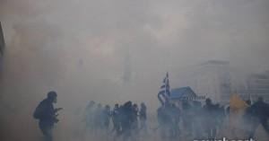 Μήνυση για τα χημικά στο συλλαλητήριο καταθέτει ο Ιατρικός Σύλλογος
