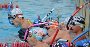 Μεγάλη η συμμετοχή στην ημερίδα τεχνικής κολύμβησης