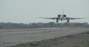 Συνετρίβη ρωσικό βομβαρδιστικό στην προσγείωση σε στρατιωτικό αεροδρόμιο