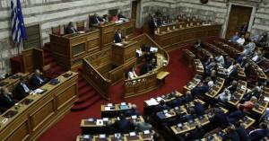 Σε απευθείας μετάδοση η συζήτηση στη Βουλή για την ψήφο εμπιστοσύνης