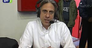Ξέχασαν ανοιχτό το μικρόφωνο και κανόνιζε φαγητό on air (βίντεο)