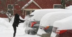 Αρκτικό ψύχος «σαρώνει» τις ΗΠΑ: Νεκρή 12χρονη που καταπλακώθηκε από χιόνια