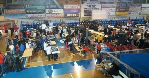 Με επιτυχία ο τελικός διαγωνισμός Εκπαιδευτικής Ρομποτικής στο Ρέθυμνο