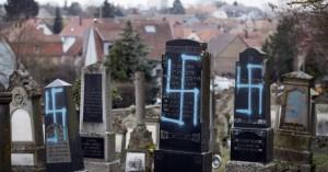 Βεβηλώθηκαν 80 εβραϊκοί τάφοι στην Αλσατία