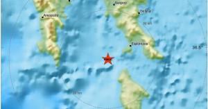 Σεισμική δόνηση έγινε αισθητή σε πολλές περιοχές της Λακωνίας