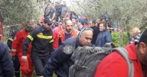 Τραγωδία στην Κρήτη: Και οι 4 αγνοούμενοι της οικογένειας βρέθηκαν νεκροί στο αυτοκίνητο