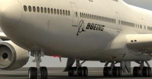 Έτσι αλλάζουν λάστιχα σε ένα Boeing 747…