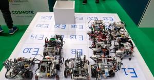 Στις 23-24 Φεβρουαρίου ο μεγάλος τελικός του Πανελλήνιου Διαγωνισμού Ρομποτικής