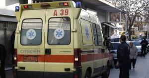 Τροχαίο ατύχημα στο Ζαρό - Στο νοσοκομείο ένας άνδρας