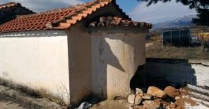 Λάρισα: Διέλυσαν την εκκλησία για να βρουν χρυσές λίρες