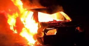 Παρανάλωμα του πυρός δύο αυτοκίνητα τα ξημερώματα στην Κίσαμο