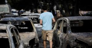 Νέα μήνυση για την τραγωδία στο Μάτι:«Μέσα σε 5 λεπτά είχαν καεί μητέρα,αδερφή και ανιψιά»