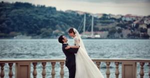 Κωνσταντινούπολη: Ένας γάμος ανά πέντε λεπτά την ημέρα του Αγίου Βαλεντίνου