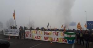 Βαρκελώνη: Συγκρούσεις αυτονομιστών με την αστυνομία
