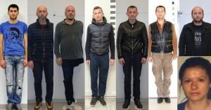 Στη δημοσιότητα τα στοιχεία των κατηγορουμένων για τη δολοφονία Σταματιάδη