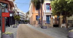 Παρουσιάστηκε η πρόταση για το Open Mall στο Ηράκλειο - Ποια περιοχή θα περιλαμβάνει