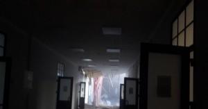 Κατέρρευσε τμήμα πανεπιστημίου στην Αγία Πετρούπολη – Φόβοι για εγκλωβισμένους (βίντεο)