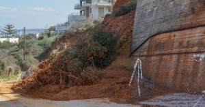 Περιοδεία Βουρλάκη στις πληγείσες από την κακοκαιρία περιοχές