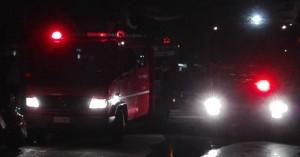 Ηράκλειο: Φωτιά σε εγκαταλελειμένο κτίριο στο κέντρο της πόλης