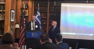 Σε φόρουμ στη Νέα Υόρκη για εξαγωγές τουρισμό και επενδύσεις ο πρόεδρος του ΕΒΕΧ Α.Ροκάκης