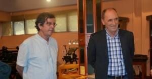 Ο Γιώργος Σταθάκης στηρίζει την υποψηφιότητα Γιάννη Σαρρή για τον Δήμο Χανίων