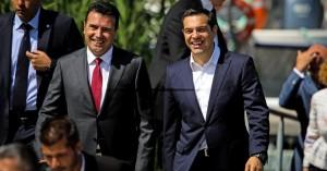 Ζάεφ: Στην Αθήνα θα έρθω με αεροσκάφος που θα γράφει «Δημοκρατία της Βόρειας Μακεδονίας»