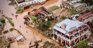 Στους 446 ο μέχρι στιγμής επίσημος απολογισμός των νεκρών από τον κυκλώνα Ιντάι