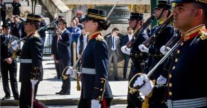 Γυναίκες στα χακί τράβηξαν τα βλέμματα στην στρατιωτική παρέλαση της Αθήνας (φωτο)