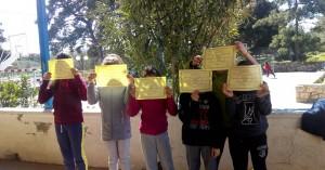 Το δημοτικό σχολείο Παζινού κέρδισε ευρωπαϊκό βραβείο (βιντεο)