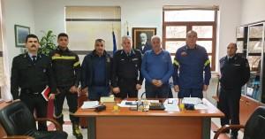 Ο δήμαρχος Αποκορώνου ζητά να εγκατασταθεί πυροσβεστικό ελικόπτερο στα Χανιά