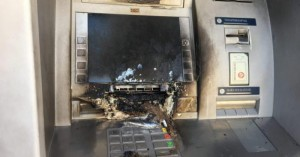 Ανατίναξαν ATM στον Πλάτανο Κισσάμου - 'Εφυγαν με άδεια χέρια