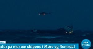 Ολονύχτια εκκένωση του κρουαζιερόπλοιου Viking Sky - Σοκαριστικές μαρτυρίες (βίντεο)