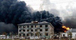 Κίνα: Στους 78 ανήλθαν οι νεκροί από την έκρηξη σε χημικό εργοστάσιο