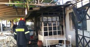 Ταβέρνα έχει παρανάλωμα του πυρός τα ξημερώματα