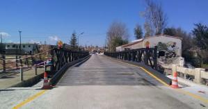 Διακοπή κυκλοφορίας για έλεγχο στη γέφυρα Belley της παλιάς εθνικής οδού στον Πλατανιά