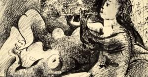 Το σπάνιο σκίτσο του Πικάσο που βγαίνει σε δημοπρασία
