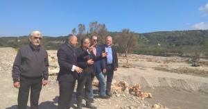 Επίσκεψη ευρωβουλευτή Μανώλη Κεφαλογιάννη στο δήμο Πλατανιά