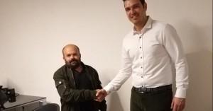 Νέα υποψηφιότητα για το Ηράκλειο από την παράταξη του Αλέξανδρου Μαρκογιαννάκη