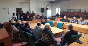Συνάντηση Δημάρχου Ηρακλείου με κατοίκους της Νέας Αλικαρνασσού για την λαϊκή της Τρίτης